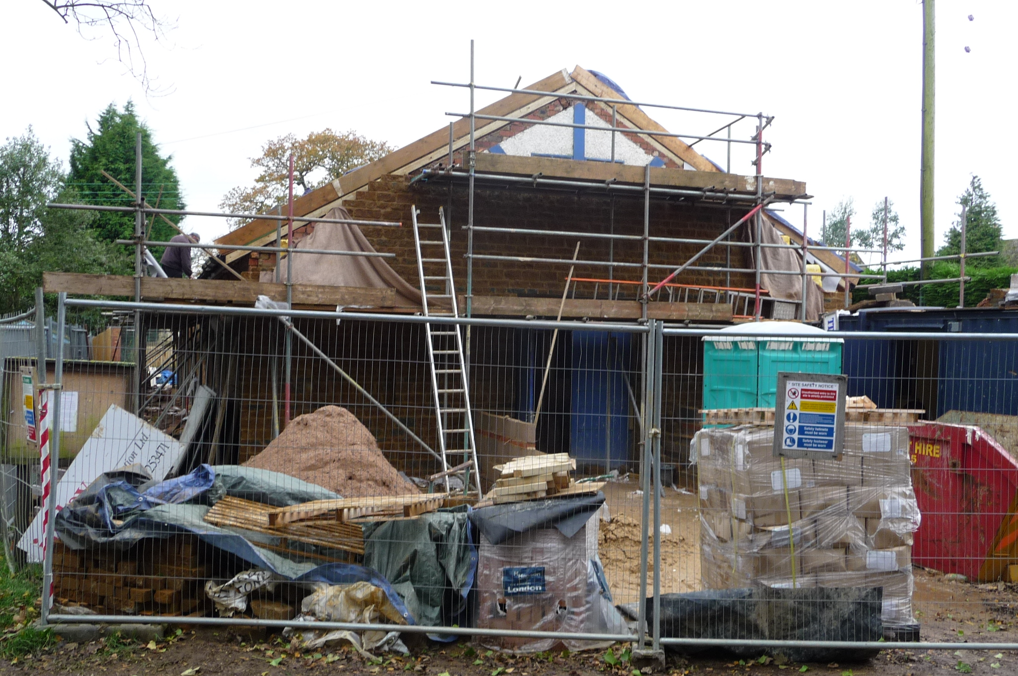 Front-showing-new-stone-cladding-under-construction